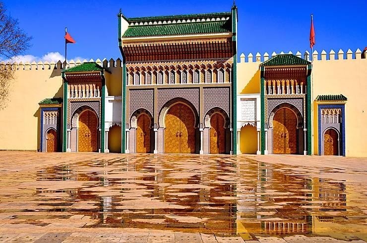 Palais royal de Fès