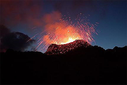 Eruption 2010