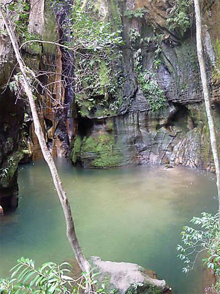 Cascade  des Nymphes