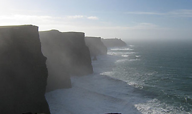 Falaises de Moher (Cliffs of Moher)