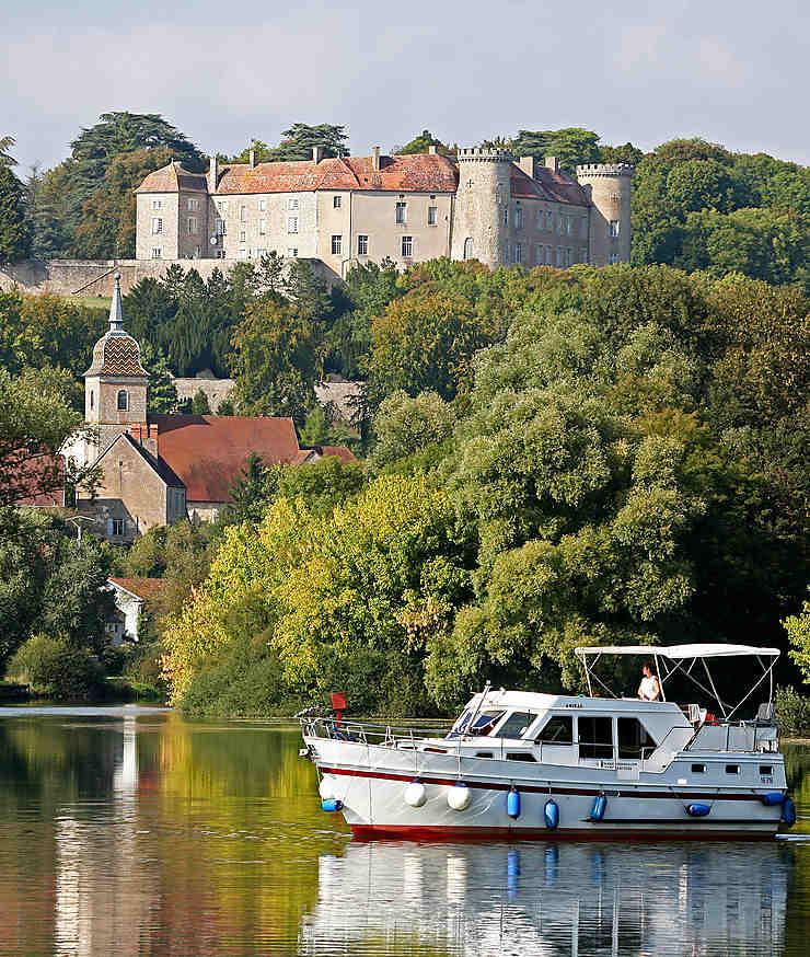 Au fil de la Petite Saône