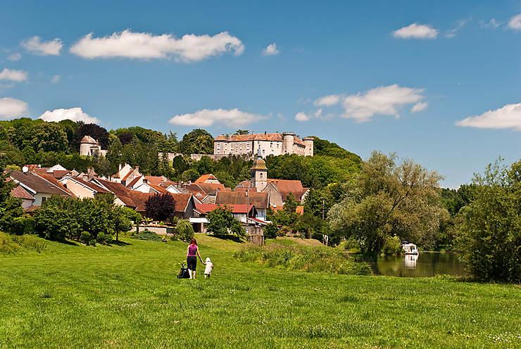Franche-Comté : au vert, dans les Vosges saônoises