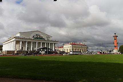 Pointe de l'Île Vassilevski