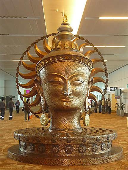 Aéroport de Delhi