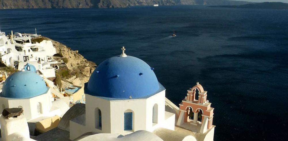 Retour d'expérience de 3 semaines en Crète et d'un mois dans les Cyclades