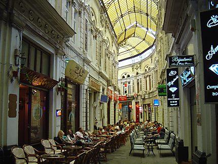 Passage à Bucarest