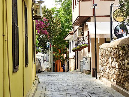 Vieille ville d'Antalya