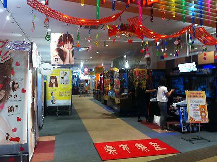 32edf27fdcd03 Magasin de jeux vidéo pour filles   Insolite   Île Okinawa   Îles ...