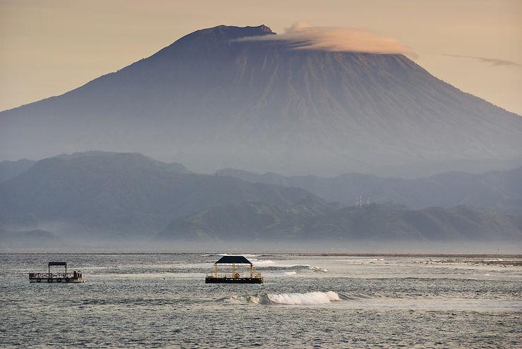 Bali - Mont Agung : retour progressif à la normale