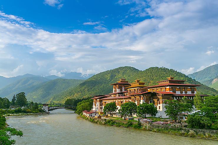 Le meilleur du Bhoutan : Punakha