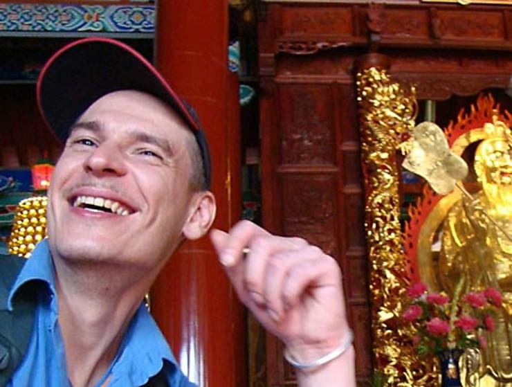 Ivan à Kunming, loin du bling bling