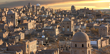 Ouzbékistan en 4x4 : Les Villes Mythiques