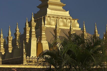 Wat That Luang de Ventiane