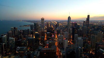 Folle nuit à Chicago