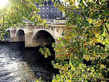 Paris l'automne