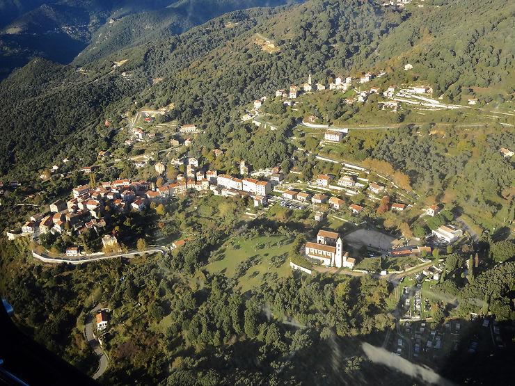 Sainte-Lucie-de-Tallano (Corse)