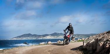 Corse et Sardaigne à Moto : Mer et Montagnes