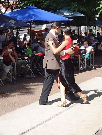 Tango à las tarde