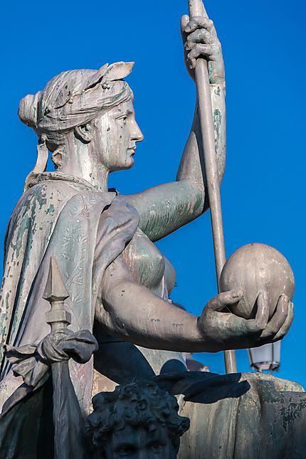 Bordeaux - Triomphe de la République