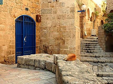 Vieille ville de Jaffa