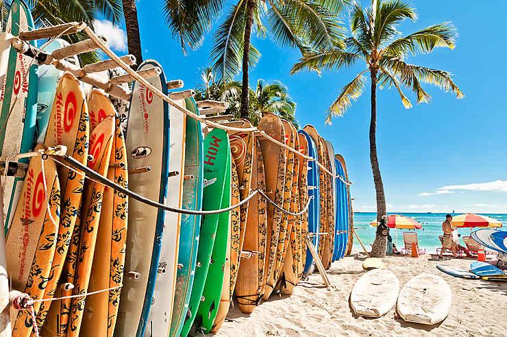 Waikiki Beach (Hawaii)