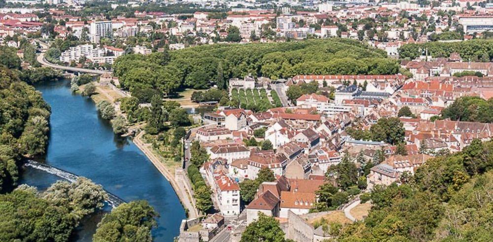 5 jours à Besançon, récit et photos