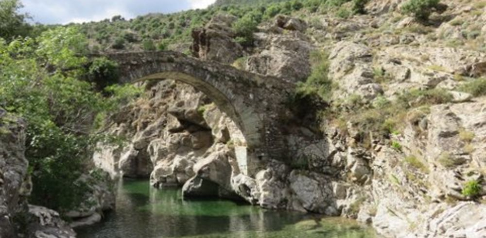 Retour 2 semaines en Corse avec les vélos