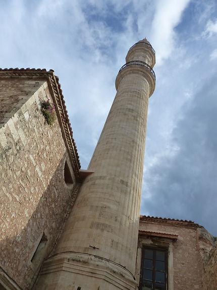 Mosquée Neranrzes devenue salle de concert