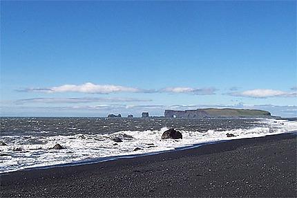Etretat arctique