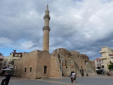 Une ancienne mosquée turque