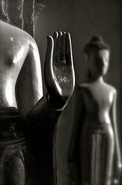 Statues du Vat Phra Keo