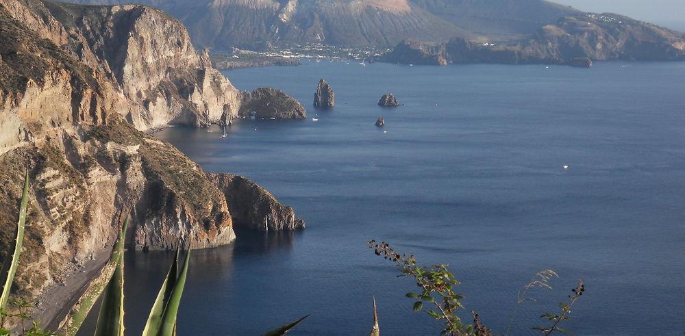 Sicile et Éoliennes septembre 2019 en camping-car