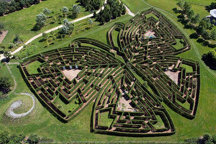 Visiter les jardins de Colette à Varetz