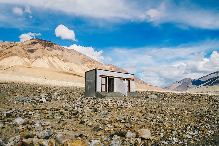 Petit coin, grands espaces - Ladakh