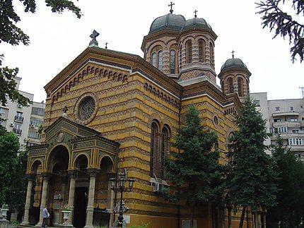 Monastère à Bucarest