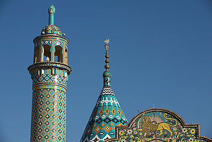 Mosquée de Kashan