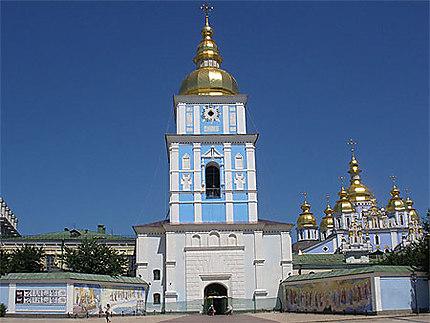 Monastère St Michel au Dôme d'Or