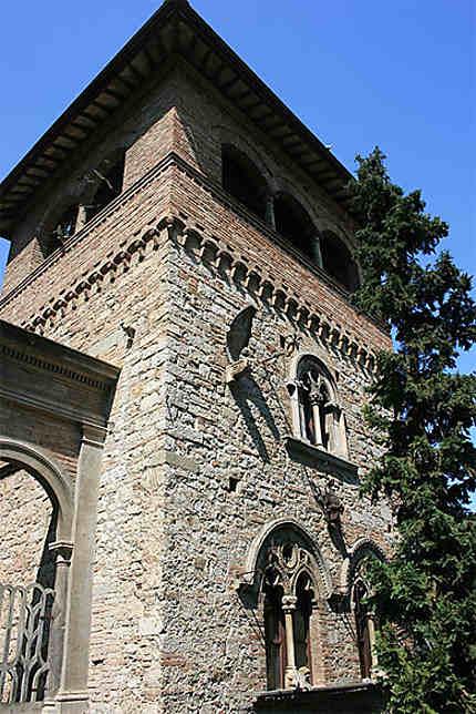 Maison médiévale de Todi