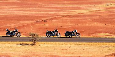 Inde à Moto : Découverte du Rajasthan
