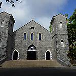 Cathédrale Saint Gabriel, île Rodrigues