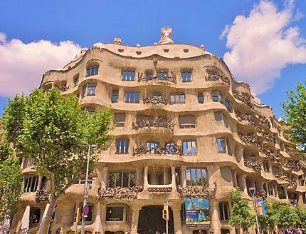 Pedrera de Gaudi