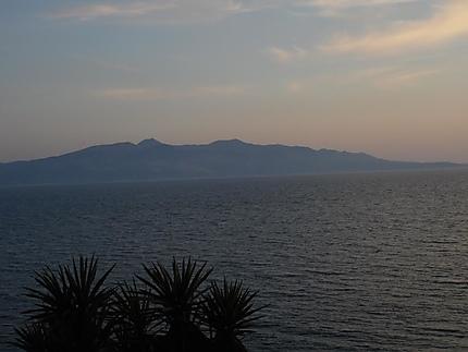 L'île de Corfou