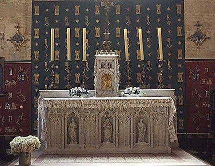 La chapelle des hospices