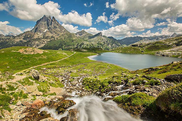 Parc national des Pyrénées (Pyrénées-Atlantiques, Hautes-Pyrénées)