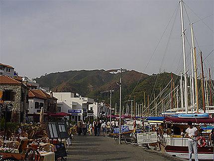 Le port de Marmaris