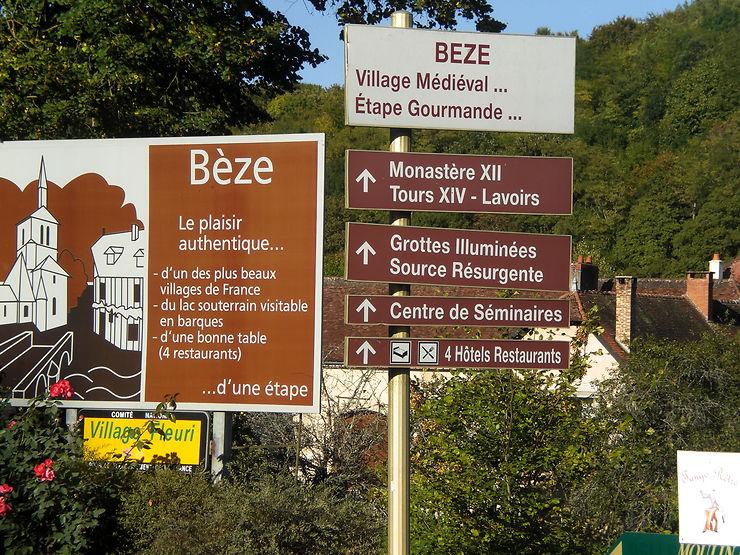 Bèze - Côte d'Or