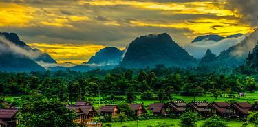 Authentique Laos - 10 jours