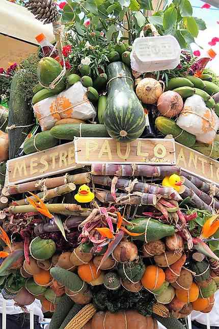 Festa fruits et légumes