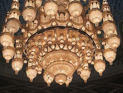 Le 2e plus grand chandelier au Monde