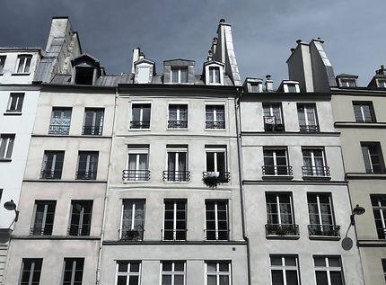 Le charme du vieux Paris